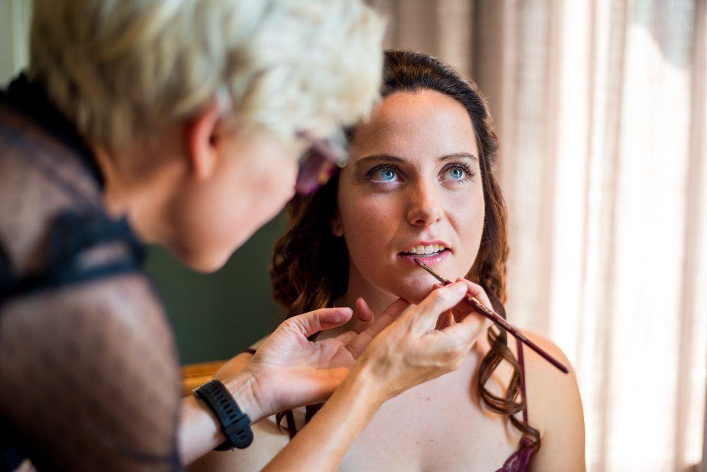 Bruid kapsalon en visagie TipTop Hairstyling
