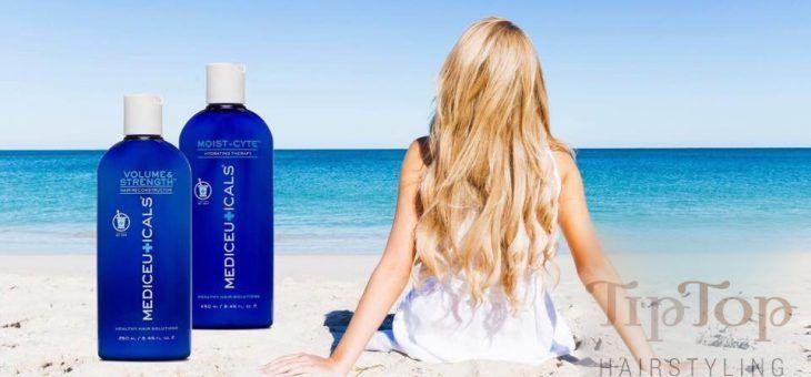 Zomertip 4 – Verzorg & herstel je haar