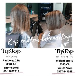 Creatie TipTop Hairstyling