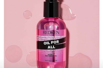Redken Oil For All TipTop Hairstyling