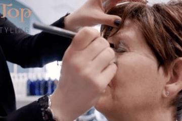 Make-up TipTop Hairstyling Visagie