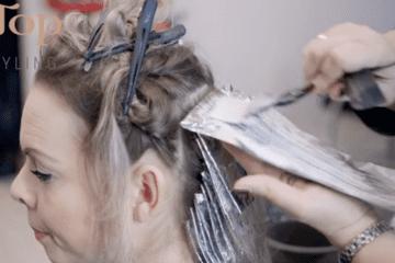 Kleur behandeling TipTop Hairstyling