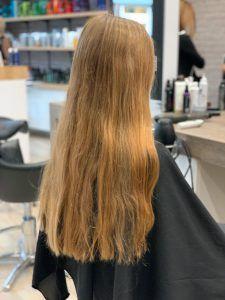 Voor de creatie TipTop Hairstyling